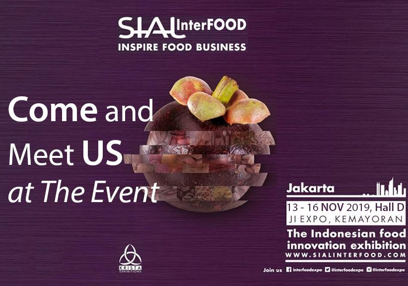 Pameran SIAL InterFOOD Jakarta